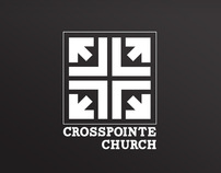 Brand development for Crosspointe church