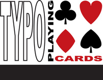Typo Playing Cards