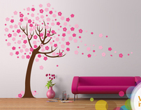 Children's Cherry Blossom Tree £70.99