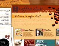 Website - Coffee Club [proposed]