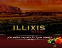 Marketing Collateral - Illixis Wines