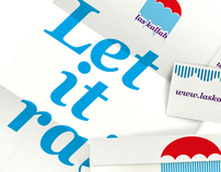 Let it rain - Las Kallab identity