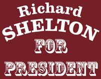 Richard Shelton for President