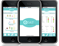 ODAT: Mobile App for Senior Care