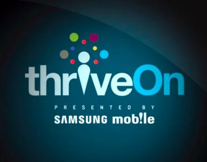 Samsung Mobile Thr!veOn