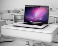 Apple Products in Cinema 4D