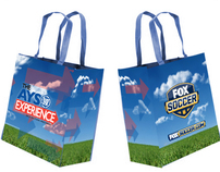 AYSO/FOX Soccer Reusable Bags