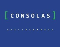 Consolas Type Specimen Book