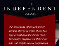 The Independent: Website Design & Development
