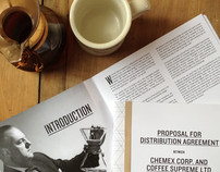 PRINT: CHEMEX / COFFEE SUPREME