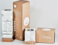 KOPIA/ modular tableware