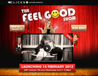 Clicks feel good television show - concept pitch