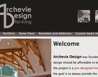 Architecture Practice portfolio site