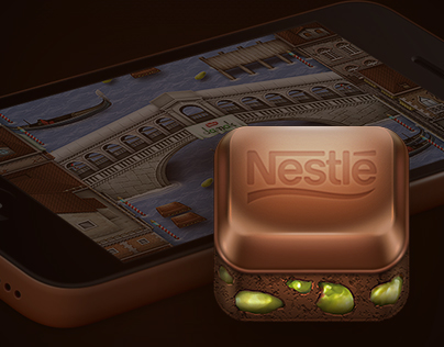 Nestle Damak iPhone Game