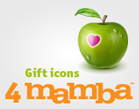 Gift-icons for Mamba - Dating Service
