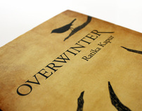 Book Cover Design: Overwinter