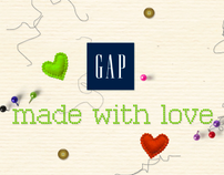 Gap: Made with Love