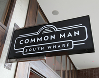 Common Man - Restaurant
