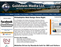 Our corporate site: GoldsteinMedia.com