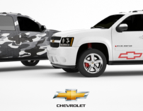 chevrolet avalanche 2012 - SURF TEAM CHEVY Ltd Edition