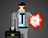 PixelWorld #1 Comics! - [GAME]