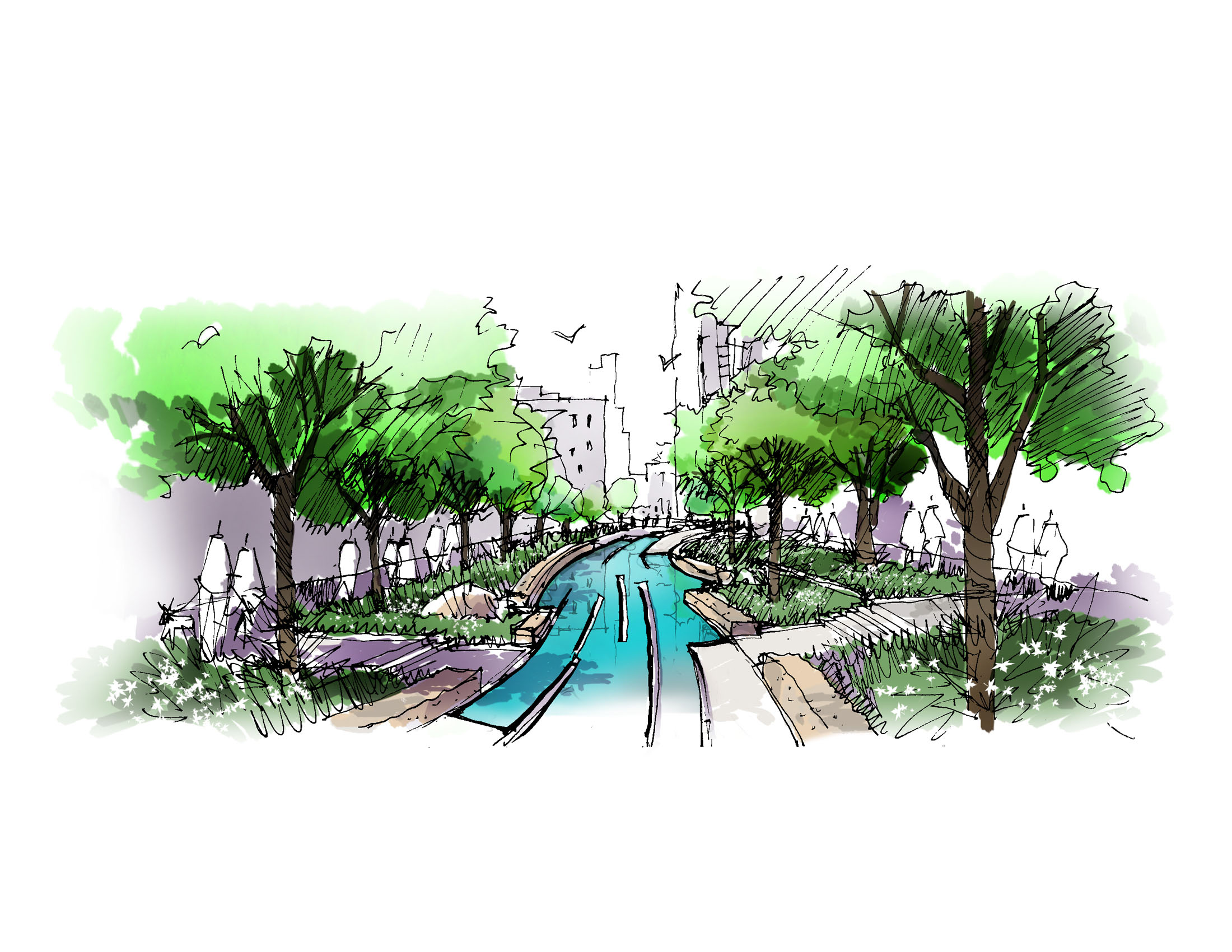 LANDSCAPE DESIGN CONCEPTS
