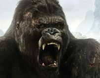 King Kong (2005) - Lead Compositor