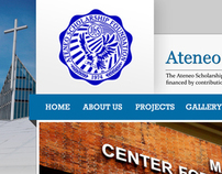 Ateneo Scholarship Foundation Website