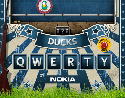 QWERTY Ducks