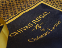 CHIVAS REGAL 18 by Christian Lacroix