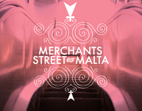 Merchants Street of Malta