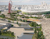 London Olympics 2012 - 3D Visualisation