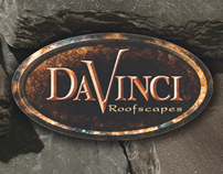 Marketing Materials / Client: Davinci Roofscapes