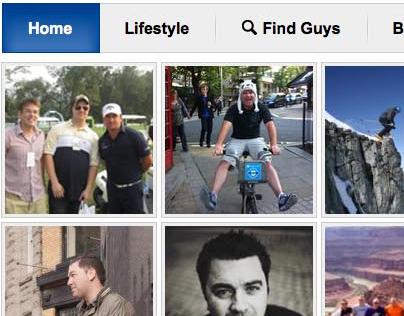 Gay.com Redesign