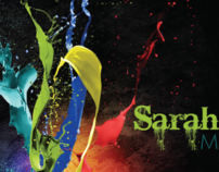 Sarah Green (Business Card Design)