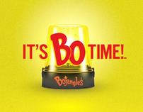 Bojangles' Website