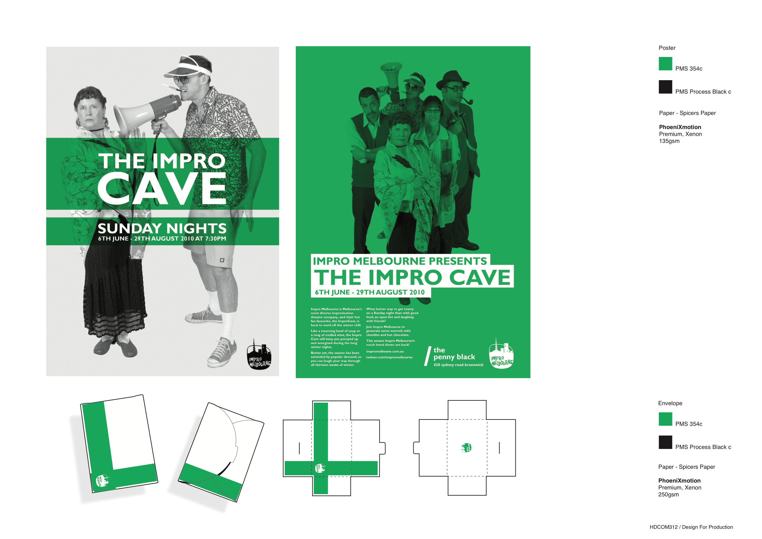 Impro Melbourne Presents: The Impro Cave
