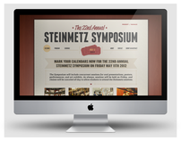 Union College Steinmetz Symposium Web Site