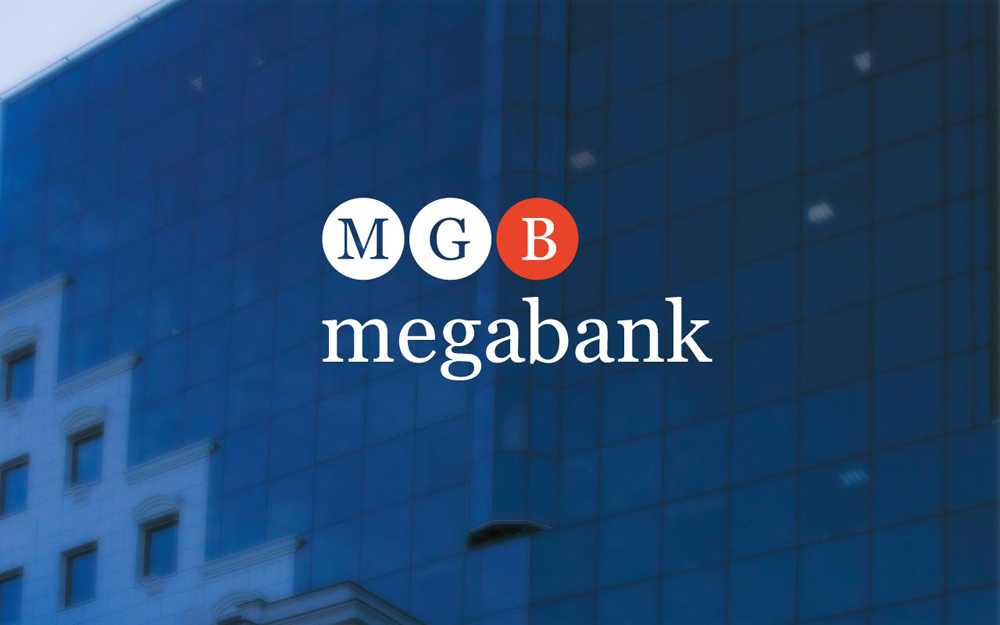 Megabank / Corporate identity