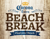 Corona - Beach Break Challenge