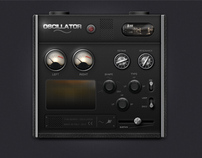 The Oscillator synth