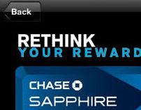 Chase Sapphire Marketing Creatives