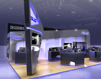 ASUS - Exhibition Stand Design