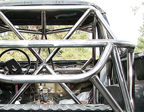 85 4Runner (Part 1) - Cage Build