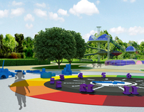 A Design Concept, The Children's Playground