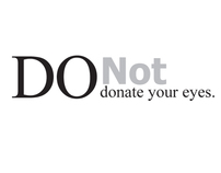 Communication Campaign- Eye Donation