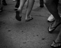 Walking Montreal