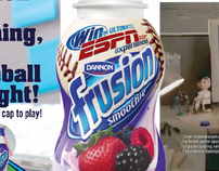 Dannon/ESPN Baseball Tonight Partnership - Promotion