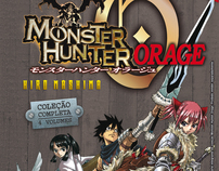 Box Monster Hunter Orage
