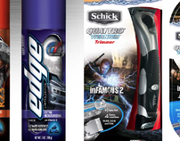 Schick/Playstation Partnership - Promotion